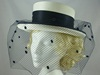  Ivory Occasion Hat